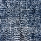 image of denim jeans  - Blue denim jeans texture - JPG