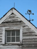 New Hampshire Barn & Weather Vane