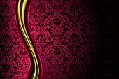 Crimson Luxury Background