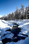 River In Cheget