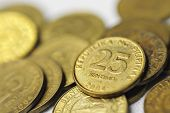 Centavo 25 moedas das Filipinas