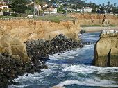 Sunset Cliffs Postcard