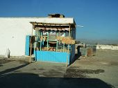 A Classic Bread (Nan) Shop In Kabul, Afghanistan