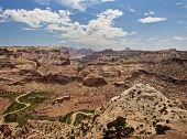 The Wedge At Utah's San Rafael Swell
