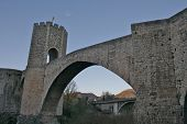Old Besalu Bridge