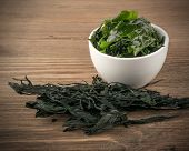 Dry Wakame Seaweed poster