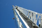 Fire Truck Aerial Ladder