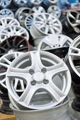 Various  Alloy Wheels