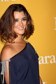 LOS ANGELES - JUN 12:  Cote de Pablo arrives at the City of Hope's Music And Entertainment Industry