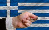 Buying With Credit Card In Greece