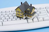 Online-Immobilien