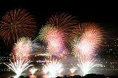 Canberra Fireworks