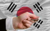 Buying With Credit Card In South Korea