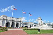 Union Station in Washington DC