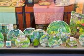 Traditional Gien Faience Tableware