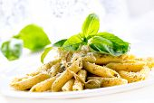image of pesto sauce  - Pasta - JPG