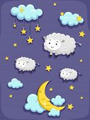 Dreams and Sleep Design Elements