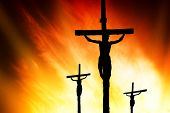 picture of calvary  - Calvary crucifixion - JPG