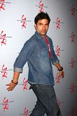 LOS ANGELES - FEB 27:  Ignacio Serricchio at the Hot New Faces of the Young and the Restless press e