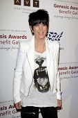 LOS ANGELES - MAR 23:  Diane Warren arrives at the 2013 Genesis Awards Benefit Gala at the Beverly Hilton Hotel on March 23, 2013 in Beverly Hills, CA