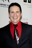 LOS ANGELES - MAR 23:  Hal Sparks arrives at the 2013 Genesis Awards Benefit Gala at the Beverly Hil