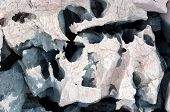 Sharp Rock Texture
