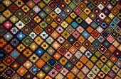 Multi Colored Blanket
