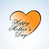 Happy Mothers Day background.
