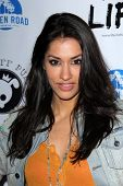 LOS ANGELES - APR 2:  Janina Gavankar arrives at  the No Kill L.A. Charity Event at the Fred Segal o