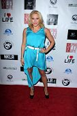LOS ANGELES - APR 2:  Alexandra Vino arrives at  the No Kill L.A. Charity Event at the Fred Segal on