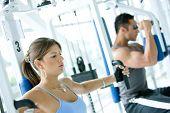 Gym mensen