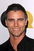 LOS ANGELES - NOV 12:  Colin Egglesfield at the GQ 2013