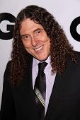 LOS ANGELES - NOV 12:  'Weird Al' Yankovic at the GQ 2013