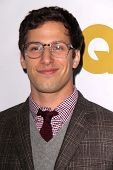 LOS ANGELES - NOV 12:  Andy Samberg at the GQ 2013