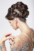 picture of brooch  - Elegance and Chic - JPG