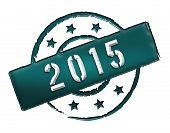 2015 - Stamp