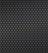 Technology background with dark metal texture.