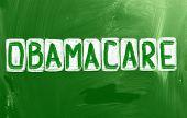 Obamacare Concept
