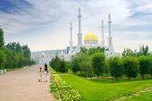 Nur-astana Mosque