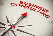 Business Consulting Concept