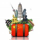China, China landmarks, travel
