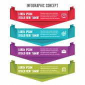 Infographic Business Concept for Presentation