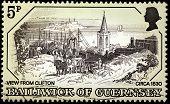 Guernsey Stamp