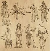 pic of mongol  - Warriors - JPG