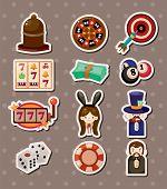 Casino Stickers
