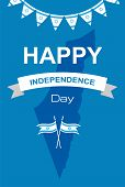 picture of israel israeli jew jewish  - Happy independence day of Israel - JPG