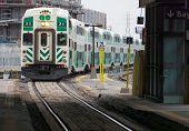 Metrolinx Go Transit In Toronto,canada