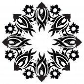 Ottoman Motifs Design Series With Nine