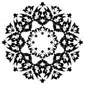 Ottoman Motifs Design Series With Six Version