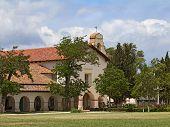 Old Mission San Juan Bautista In San Juan Bautista, California